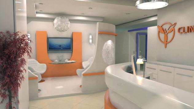 dizajn enterijera - klinika1