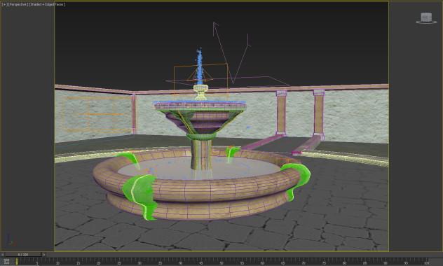 3D modeling 4