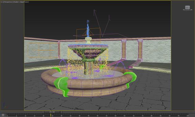 3D modeling 2