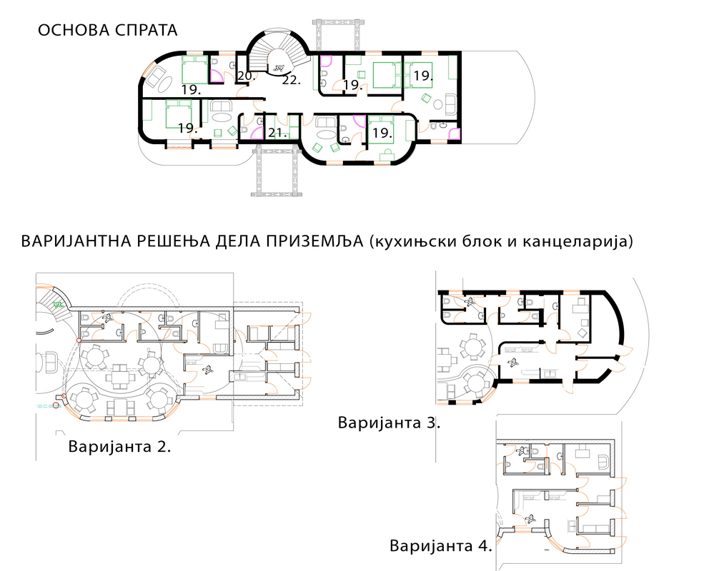 2-st FLOOR PLAN