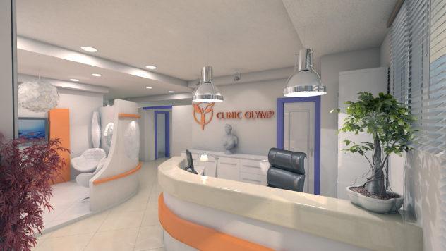 dizajn enterijera - klinika2